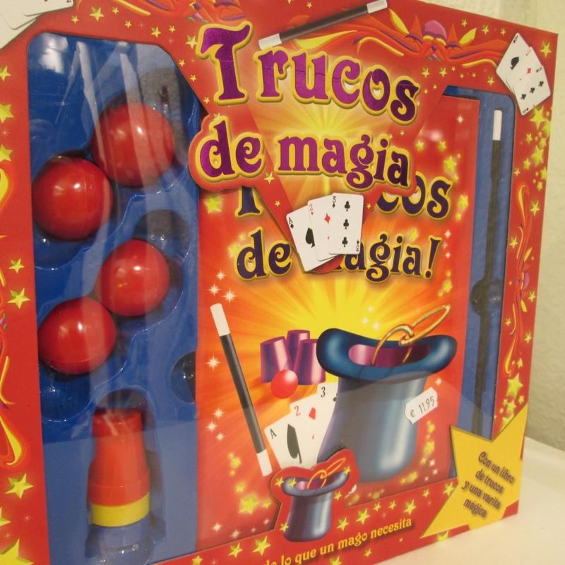 TRUCOS DE MAGIA - CREA Y DISEÑA