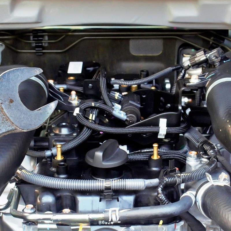 Mecánica 4X4: Servicios mecánicos de Davial Motor