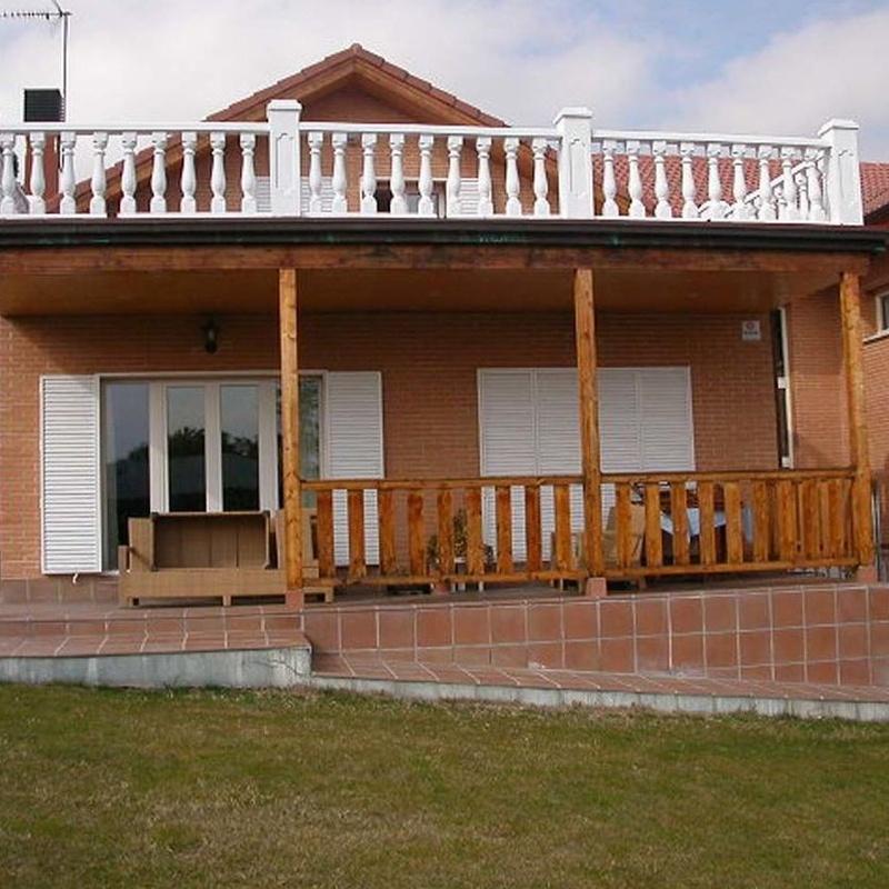 Chalet en Zona Hortaleza-Piovera Ref:00445: Inmuebles de S.P.I REAL ESTATE