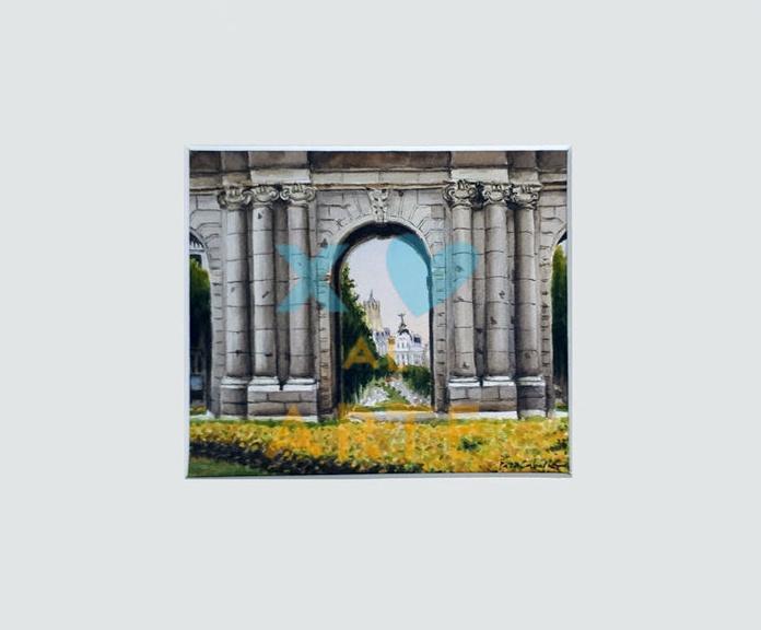 Puerta de Alcalá: Catálogo de X Amor Al Arte
