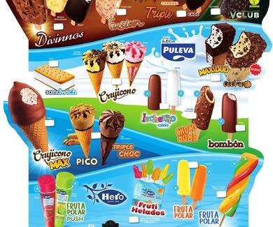 Distribuidor oficial de helados AVI