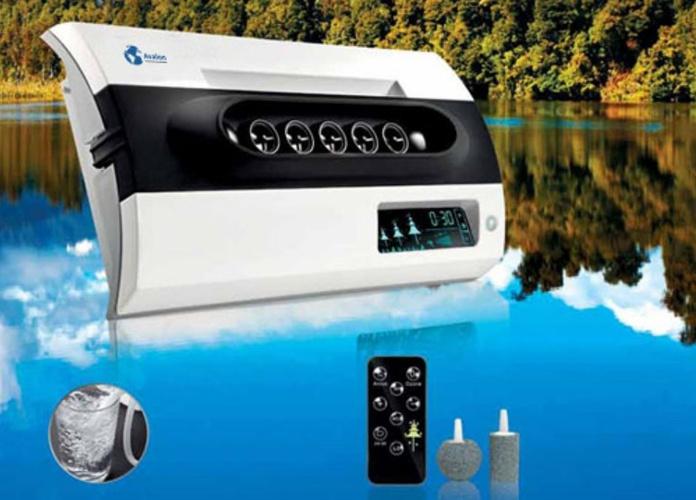 Generador de ozono, aniones y tratamientos de agua O3 con pantalla táctil: Productos de Avalon, Soluciones Ecosostenibles