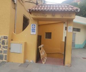 Comienzo rehabilitación Mercado del agricultor Valle Hermoso,  La Gomera