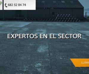 Tubos de hormigón en Extremadura | Tuberías Gonzálvez
