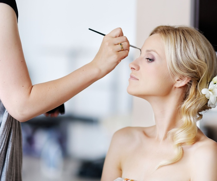 Maquillaje para novias: Servicios de Centro de Belleza Marlett