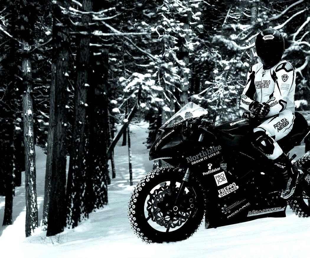 Consejos para disfrutar de nuestra moto en invierno