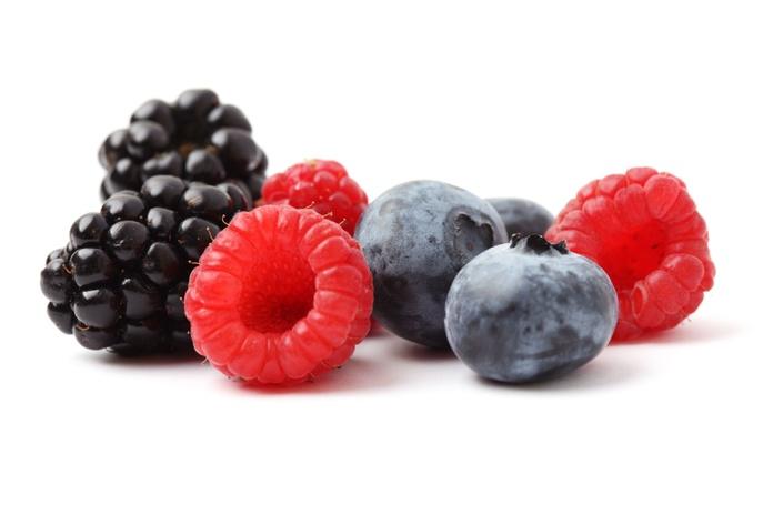 Frutos rojos: Nuestros productos de Productos Silvestres Julián Martín