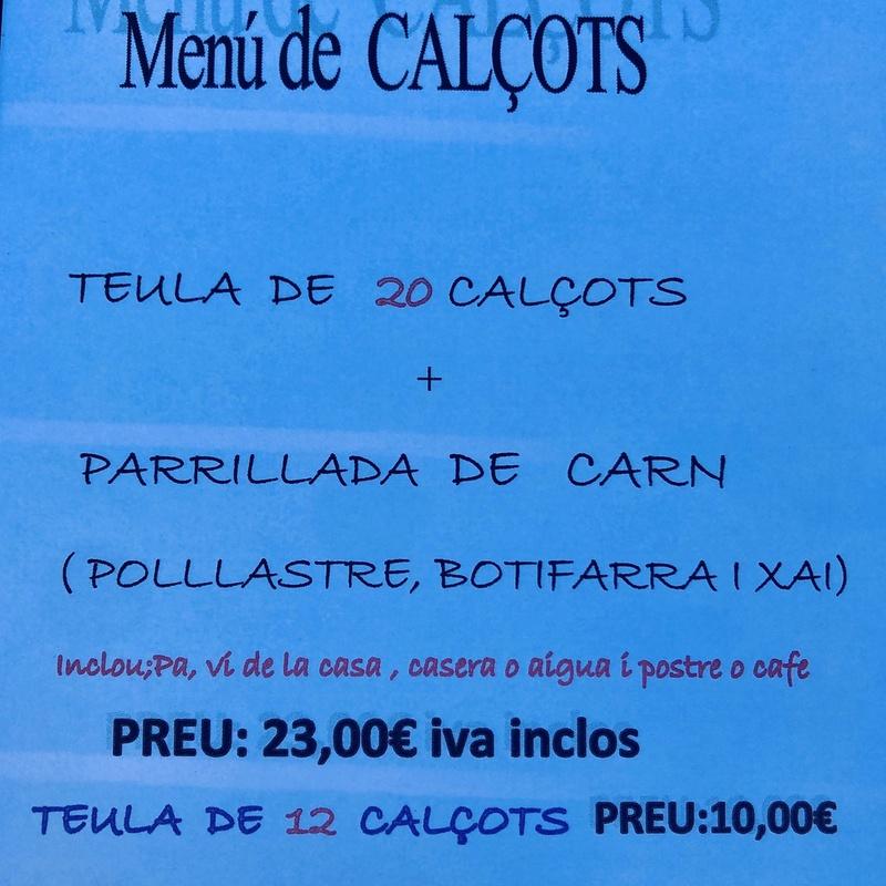 Restaurante celebraciones Maresme