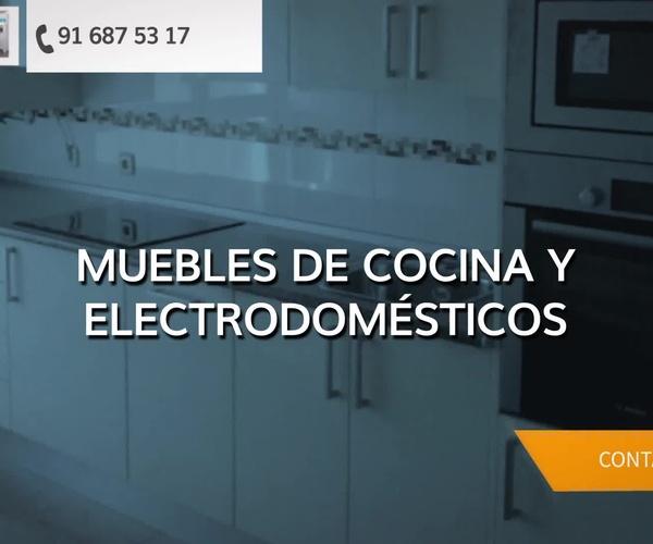 Electrodomésticos económicos en Leganés