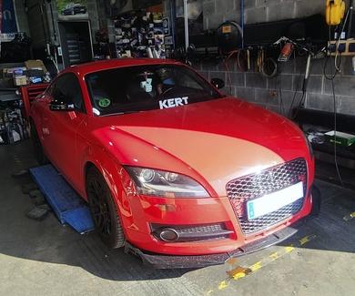 Audi TT Mk2 - Alerón de Carbono