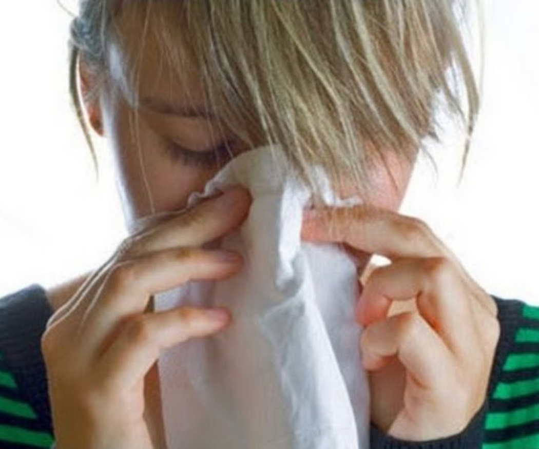 Controla los síntomas de la alergia