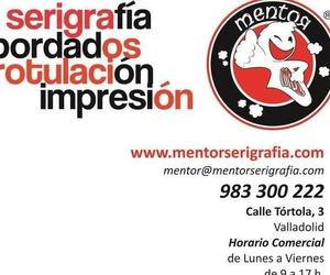 Rótulos publicitarios en Valladolid | Mentor Serigrafía