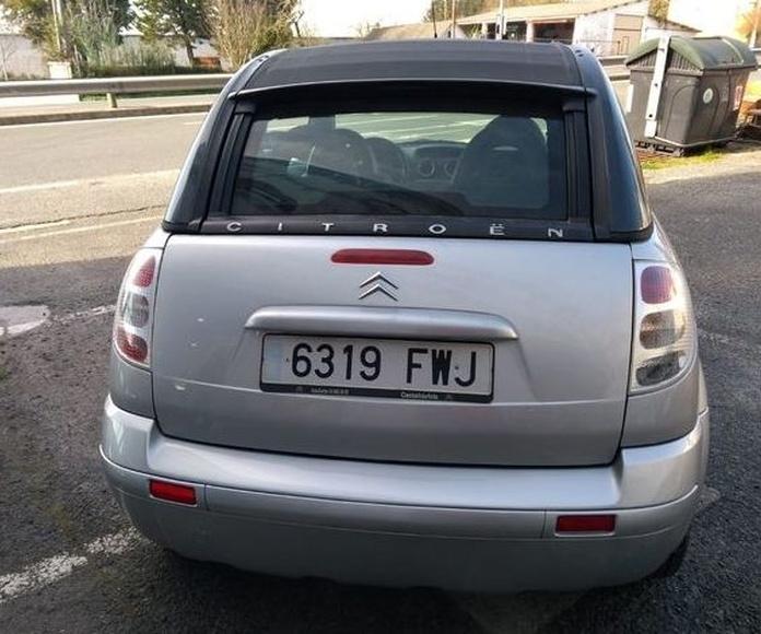 CITROEN C3 PLURIEL 1.4i: Compra venta de coches de CODIGOCAR