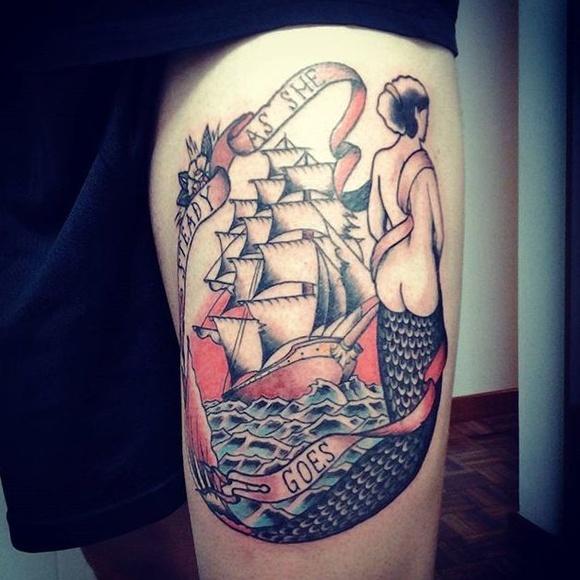 Old School: Tatuadores especializados de Circe Tattoo