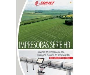Impresoras Serie HR