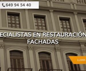 Reformas en general en Tenerife: Fachadas Estévez