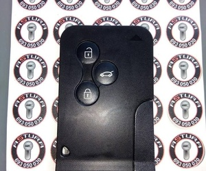Duplicado de llaves de coche y mandos de garaje