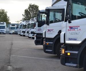 Empresa de transporte de mercancías refrigeradas en Baleares