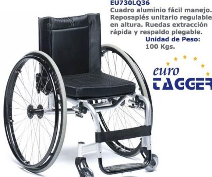 Deportivas : Productos y servicios  de Euro Tagger