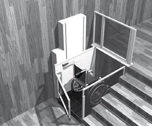 Plataforma vertical