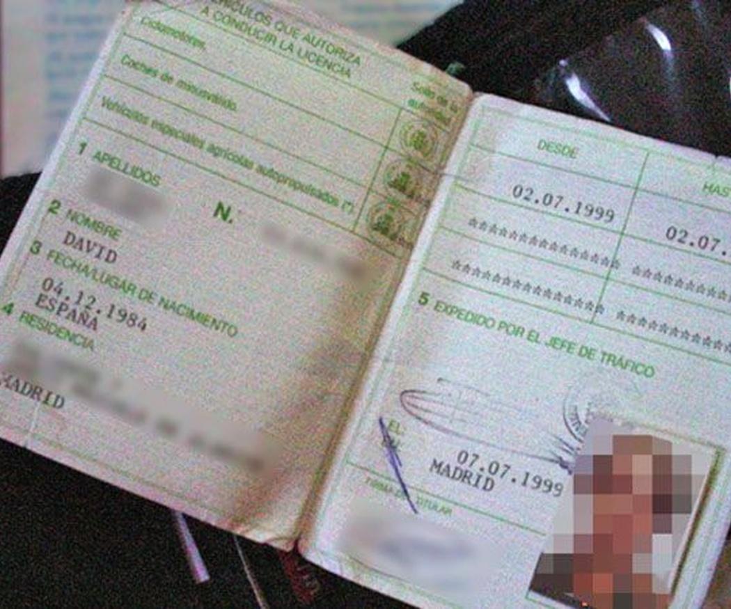 Cuándo hay que renovar el carnet de conducir