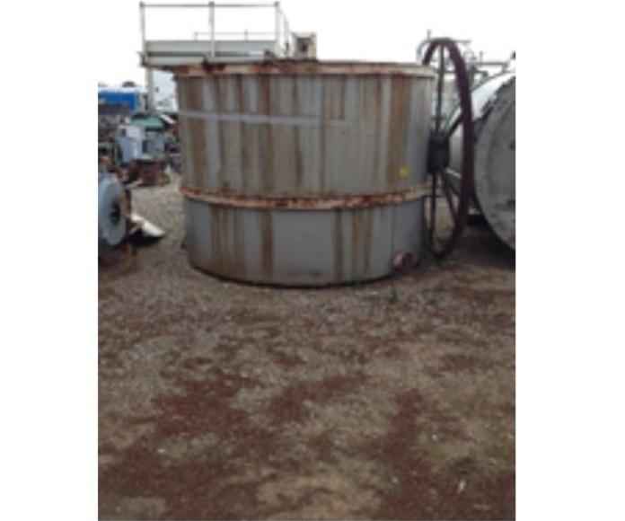 Depósito en inox con agitador 24 m³: Productos nuevos y seminuevos de Equipos de Maquinaria Industrial