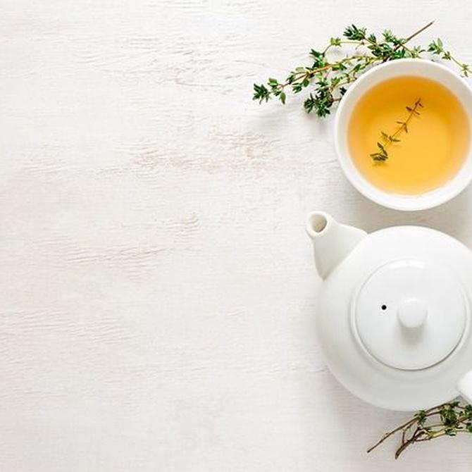 Exfoliación facial y corporal con té verde