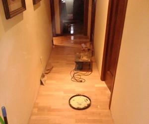 Montaje de suelos de parquet en Ourense