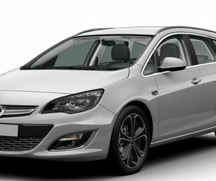 Opel Astra o similar