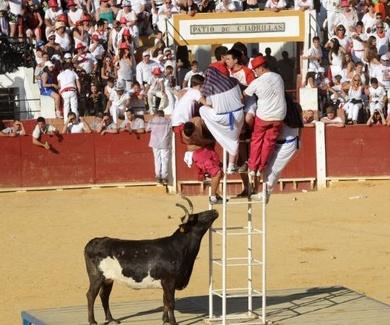 Las fiestas en Teruel