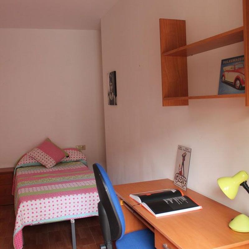 Otros alojamientos: Instalaciones y servicios de Residencia Universitaria El Pilar