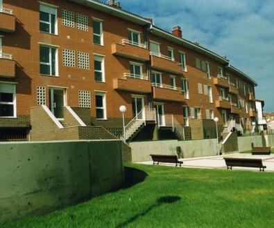 Promoción 36 VPO en Repelega - Portugalete