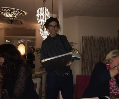 Actuación en la celebración familiar de un  50 aniversario