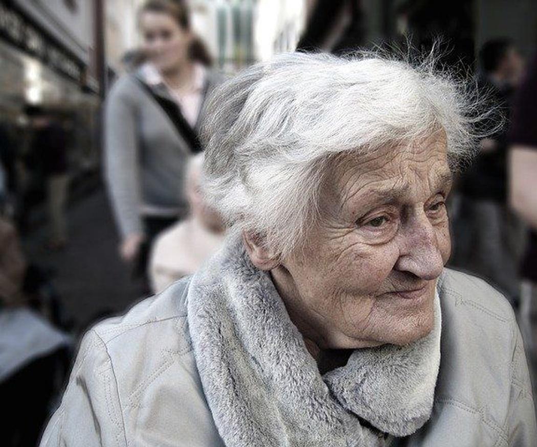 La soledad en las personas mayores
