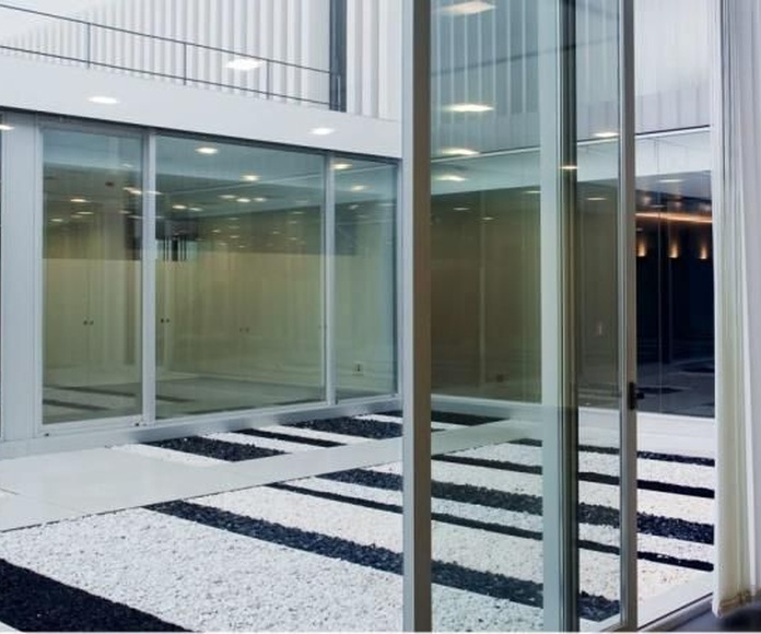 Tecknica R.P.T.: Productos de Aluminios Quatro