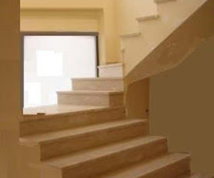 Escaleras: Catálogo y exposición of Alcomármol