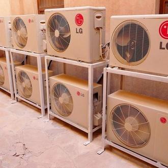 Reparacion de equipos de aire acondicionado