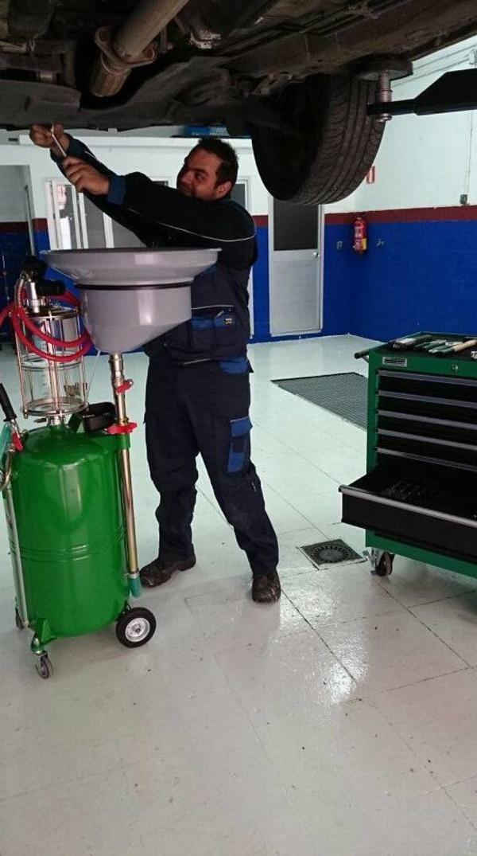 taller mecanico Vallecas