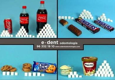 ¿Sabes cómo puedes reducir el efecto del azúcar en tus dientes?