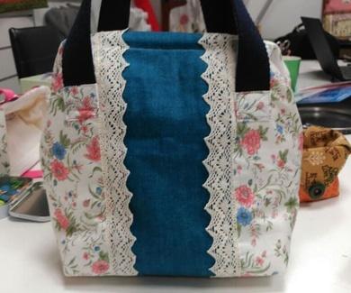 Preciosos bolsos hechos por Josefa
