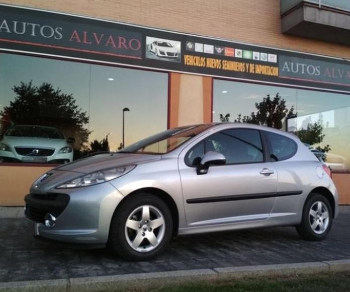 Peugeot 207 1.4 75 Xline: Venta de vehículos de ocasión de Autos Alvaro