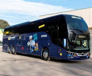 Características de nuestros Autobuses