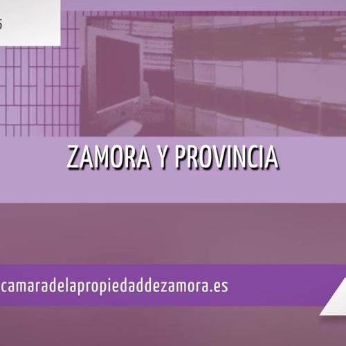 Cámara de la propiedad urbana Zamora