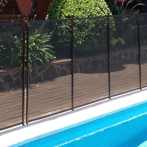 Vallas de seguridad para piscinas en Girona