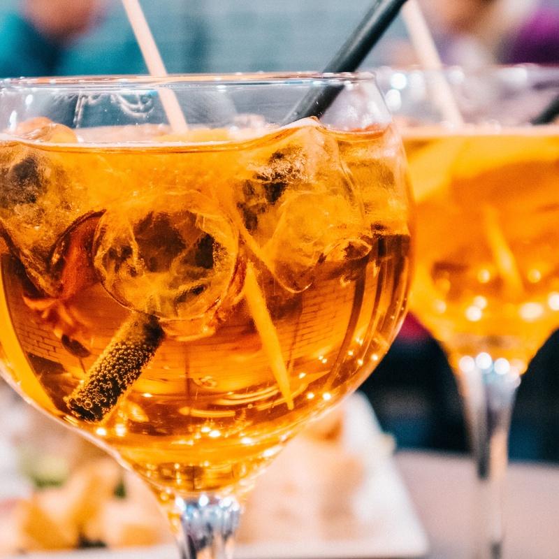 Rones y vodkas: Nuestra carta de Restaurante Casa García's