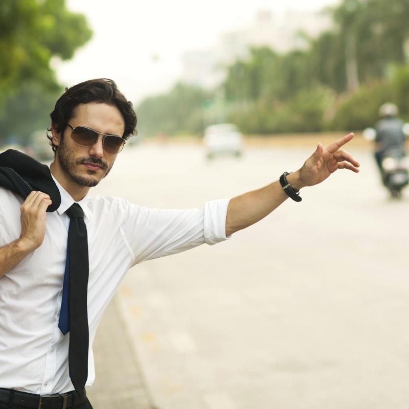 Traslado para empresas: Servicios de Taxi Service Bergara