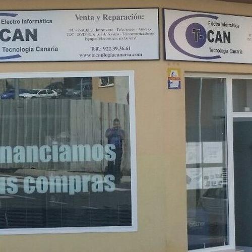 Mantenimiento de equipos informáticos en Tenerife