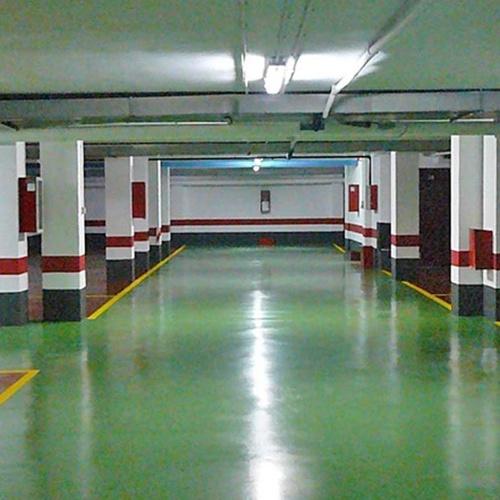Rehabilitación de garajes