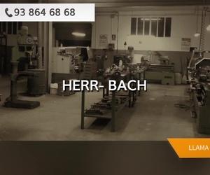 Mecanizado de piezas en el Vallés Occidental | Herr - Bach