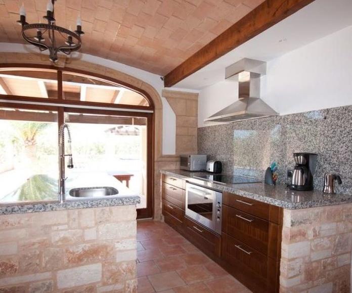 Casa rural en Cala Figuera. Ref. C097: Inmuebles de Inmobiliaria Cala Santanyí